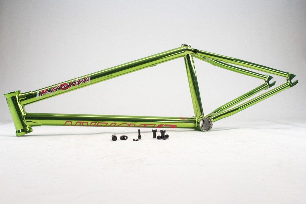 BMX Frame | Eastern Bikes Thick Rhonda 20.69'' Coolant Green