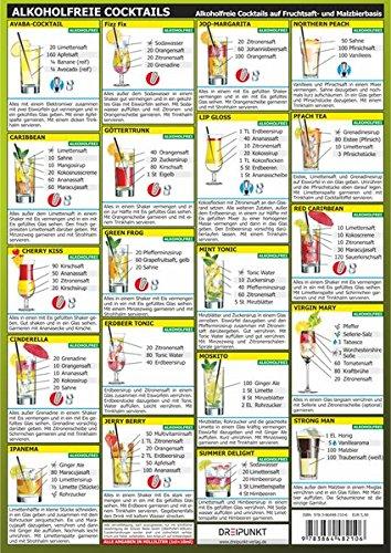Alkoholfreie Cocktails: Alkoholfreie Cocktails auf Fruchtsaft- und Malzbierbasis