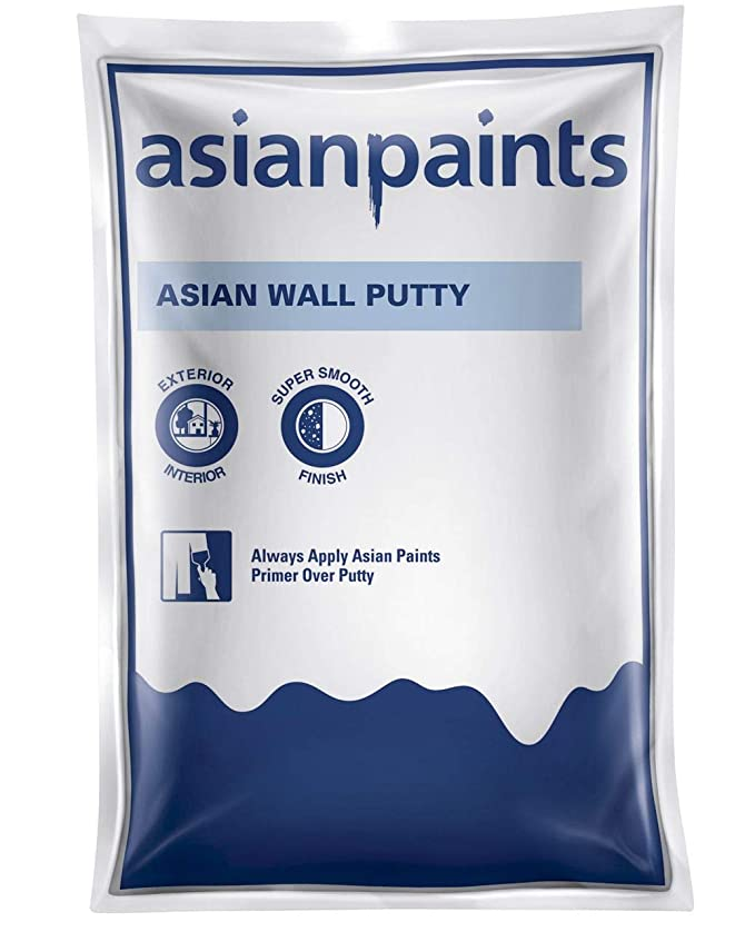 Shiv Paint House Asian Paint Wall Putty 20 Kg Amazon In Home Improvement