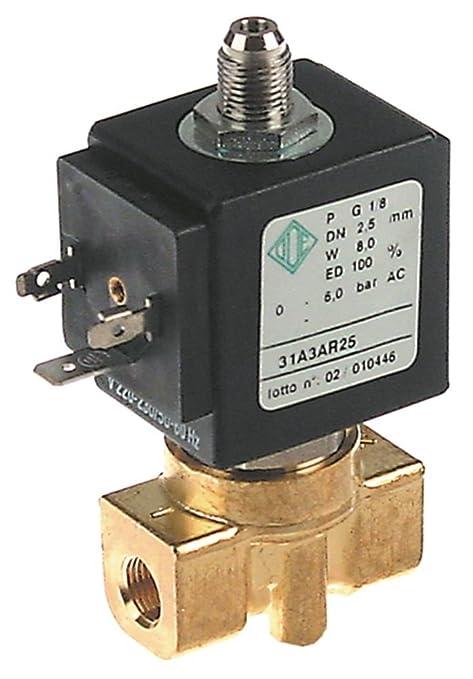 ODE Nuova Simonelli Master1 - Válvula magnética para cafetera (230 ...