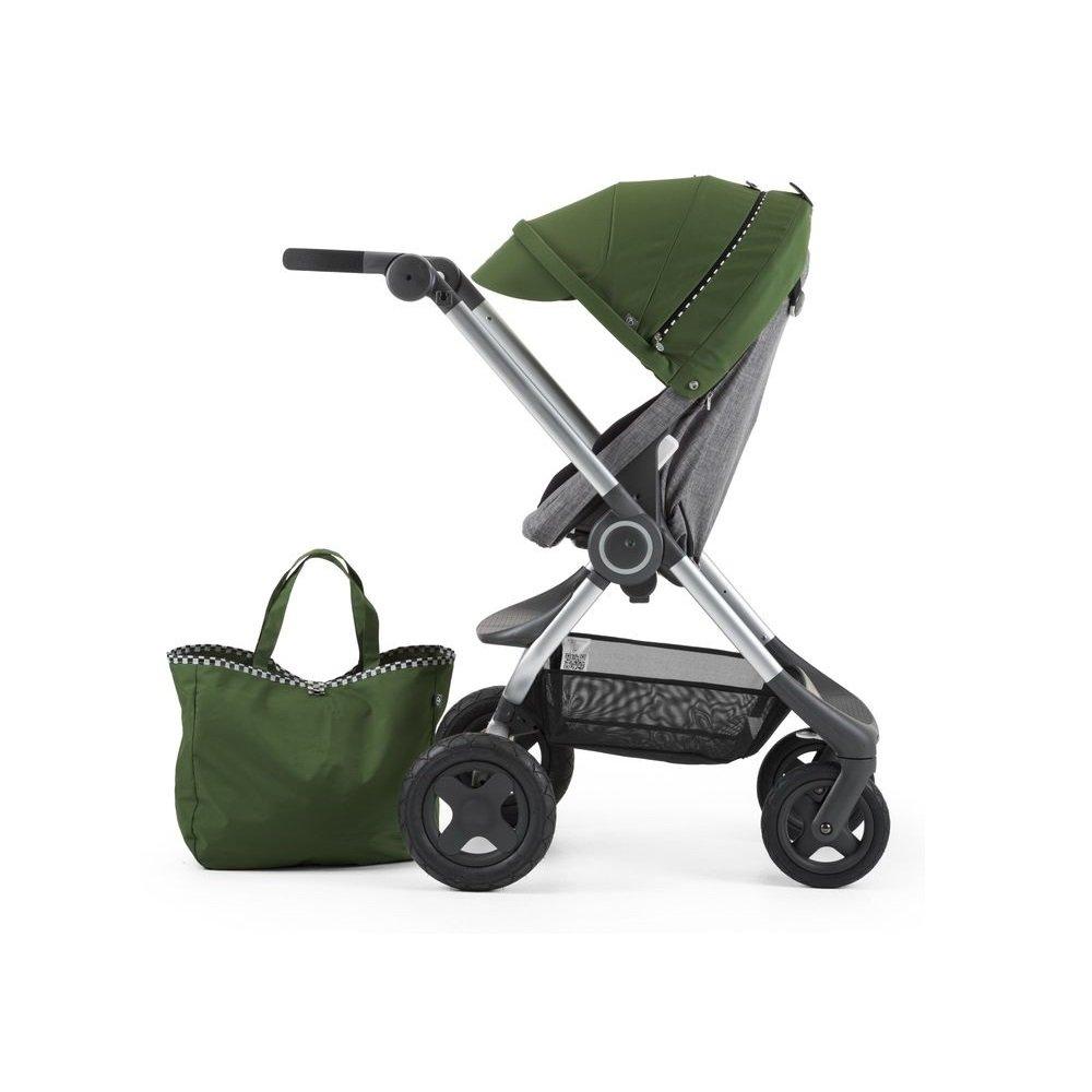 Amazon.com: Stokke Scoot carriola Racing Kit, Red: Baby