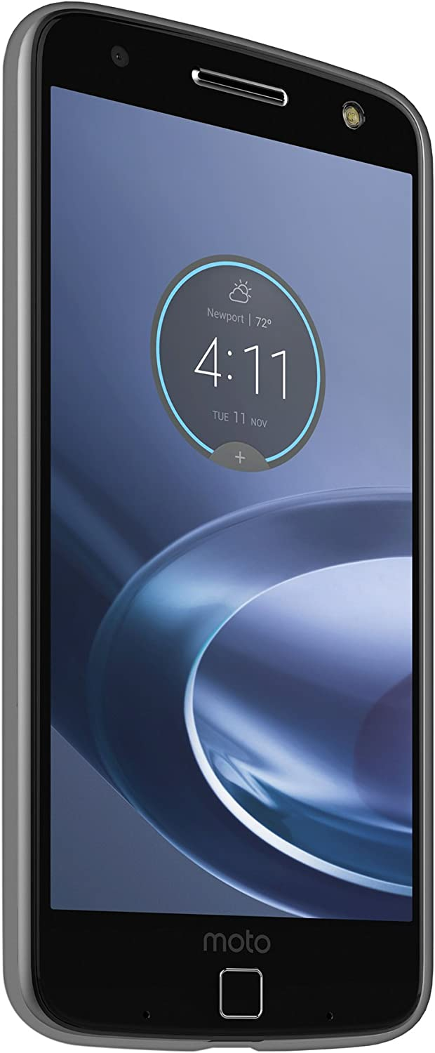 mophie juice pack - Protective Battery Case for Motorola Moto Z (3,000mAh) - Black