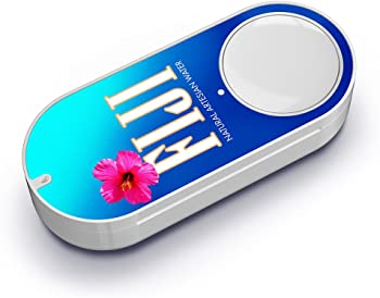FIJI Water Dash Button + $4.99 Credit with First Press