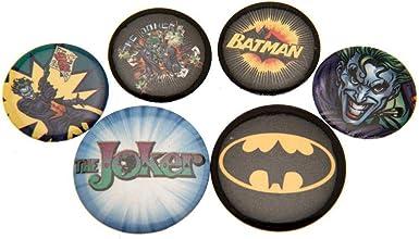 GB Eye LTD, Batman Comic, Logo y Joker, Pack de Chapas: Amazon.es: Juguetes y juegos