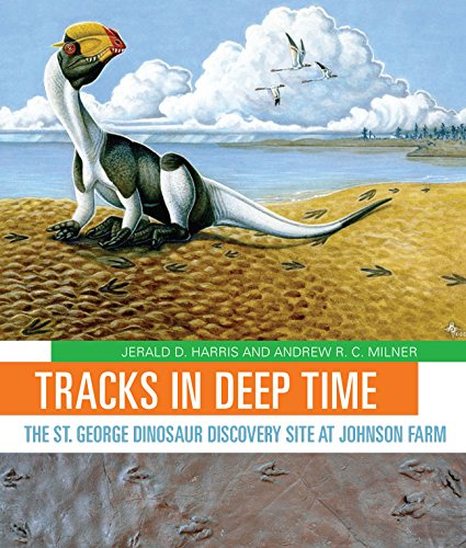Tracks in Deep Time: The St. George Dinosaur Discovery Site at Johnson - Fossil Store Utah