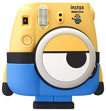 Fujifilm Instax Minion Mini 8 Special Pack Instant Cameras at amazon