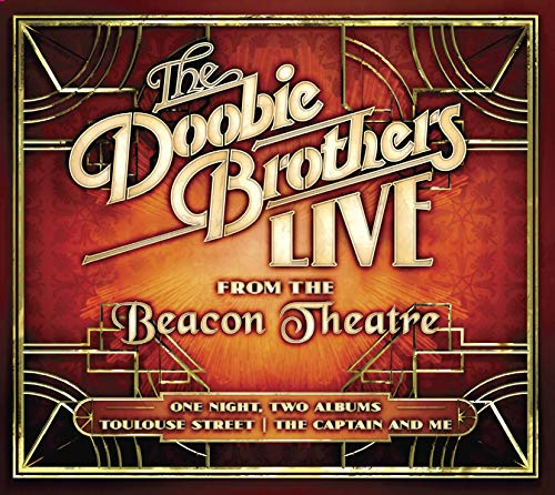Live From The Beacon Theatre [CD]