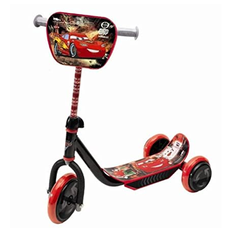 ColorBaby Cars Patinete 3 Ruedas: Amazon.es: Deportes y aire ...