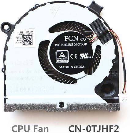 DXCCC Ventilador de refrigeración de Repuesto para Ordenador ...