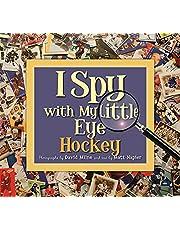 I Spy with My Little Eye Hockey: Hockey