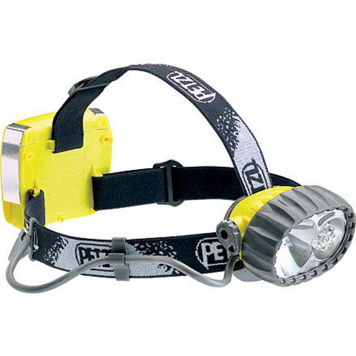 Petzl - DUO LED 5 Headlamp, 40 Lumens, Waterproof to 5 Meters by Petzl