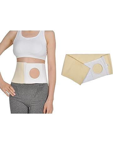 Ceinture de maintien abdominale pour poche de stomie après une colostomie -  Ouverture pour stomie de ce86b4d36ad