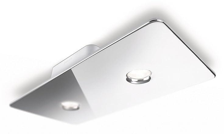 philips 31605 11 48 ledino rectangular two light energy efficient