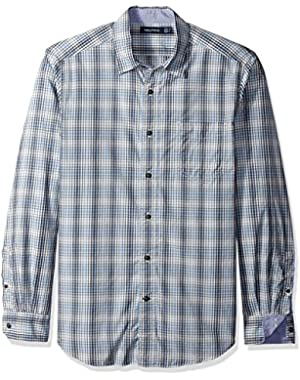 Men's Classic Fit Summit Plaid Shirt