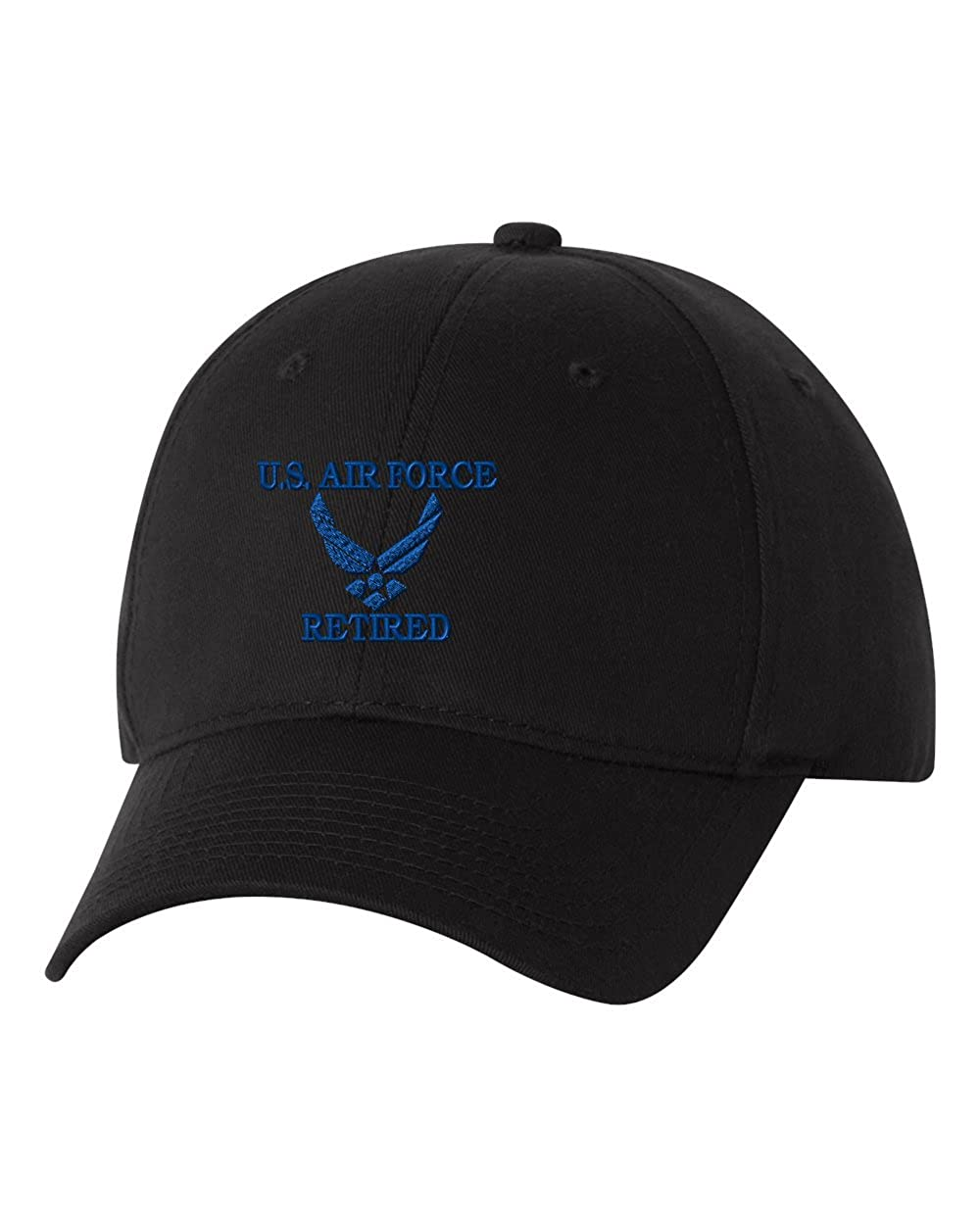 1fdaab3afcb Us air force retired custom personalized embroidery embroidered baseball hat  cap clothing jpg 1000x1250 Air force