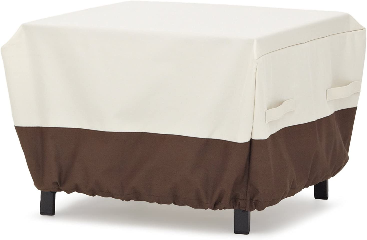 AmazonBasics Ottoman Outdoor Patio Furniture Cover