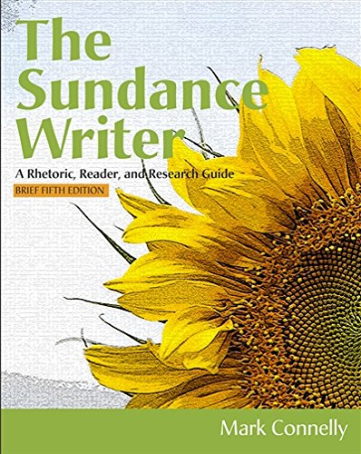 Essays from sundance reader