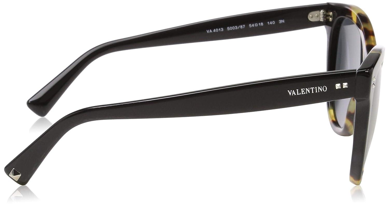 Sunglasses Valentino VA 4013 A 500387 HAVANA YELLOW BLACK