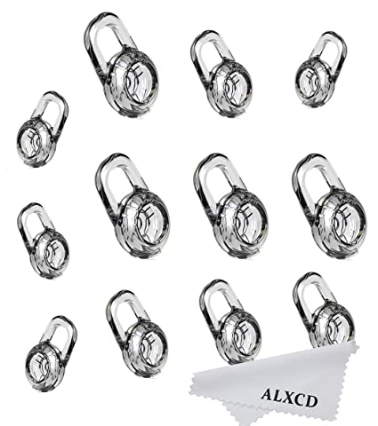 3251658a0ba Amazon.com: ALXCD Ear Gel for Plantronics M165 Marque 2 Headset ...