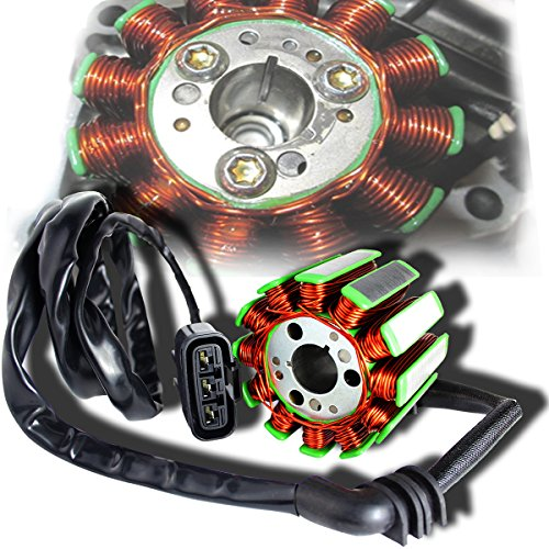 eMotorcycleUSA OEM Replacement Stator Magneto Coil Generator for 04-08 Yamaha YZF-R1 / FZ1 / FZ8