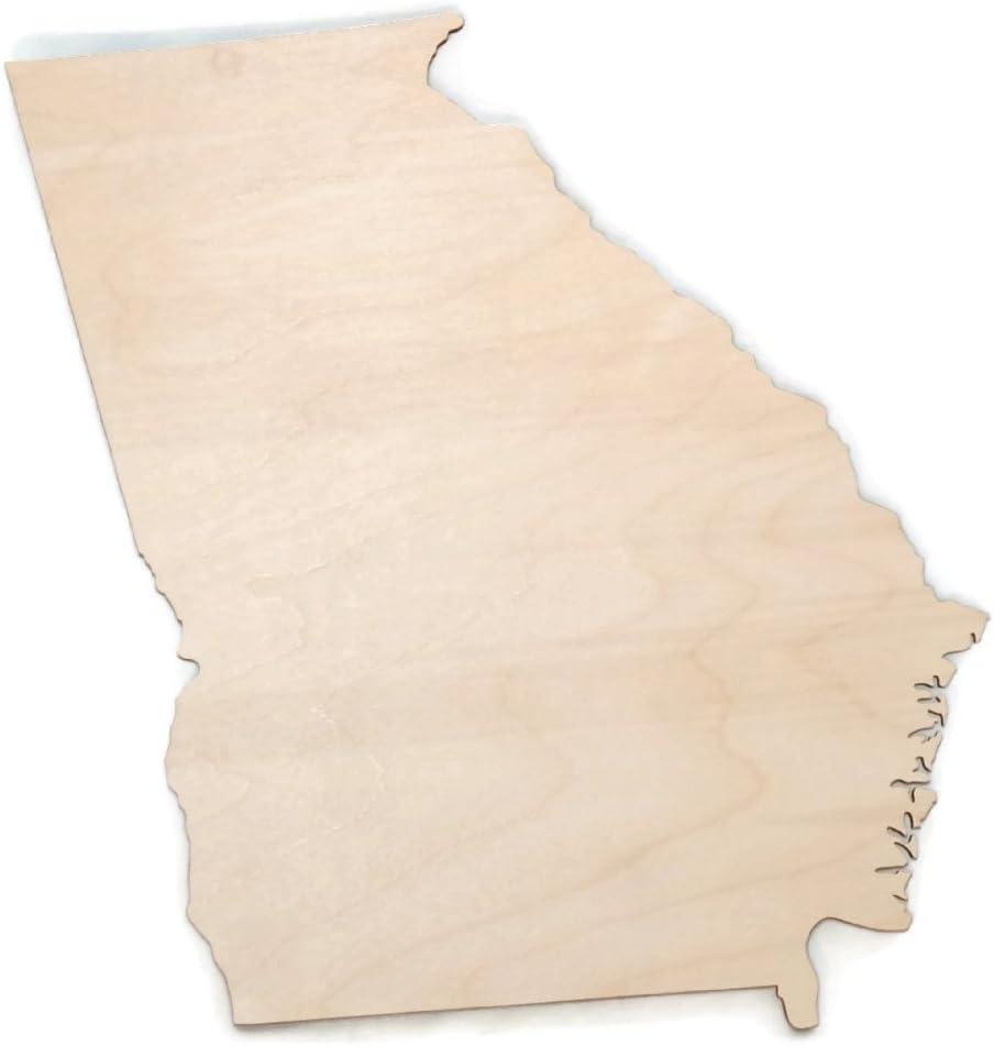 Gocutouts Georgia State 12