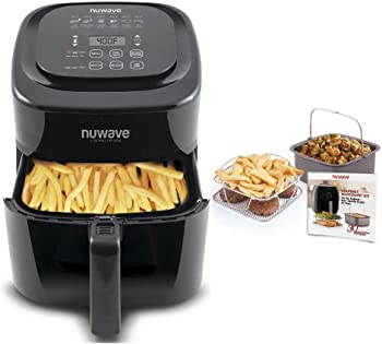 NuWave Brio Black Air Fryer