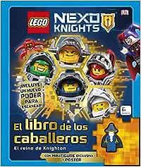 LEGO® Nexo Knights: El libro de los Caballeros: Amazon.es