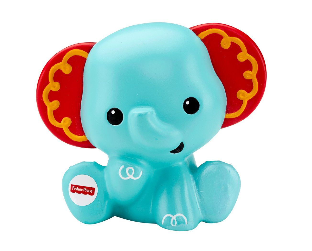 Elephant Fisher Price DGR66 Fisher-Price Rainforest Bath Squirters