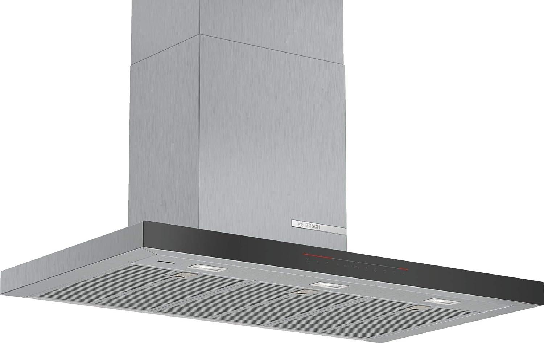 Bosch DWB98JQ50 CAMPANAS EXTRACTORAS, 1.5 W, 3 Velocidades, Acero Inoxidable: 467.5: Amazon.es: Hogar