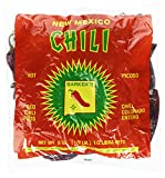Barker's Hot Red Chili Pods From Hatch, NM - 8 oz