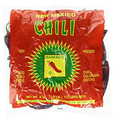 li Pods From Hatch, NM - 8 oz (New Mexico Chile Peppers)