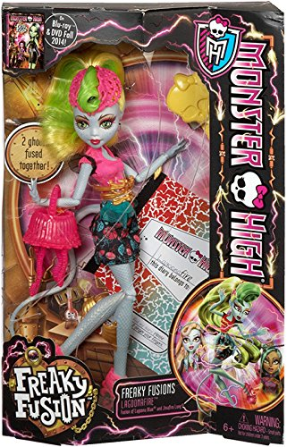 Monster High Freaky Fusion Lagoonafire Doll - Monster High Costumes Jinafire Long
