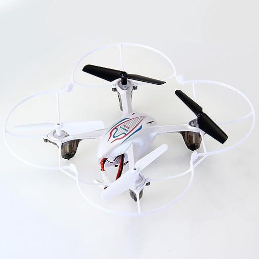 Syma X11C - Quadcopter Mini Drone Cuadricóptero RC (Air RTF 360 ...