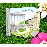 Rome Italy 3D Magnet Landmark Europe Collectibles Gifts Home Office Decor