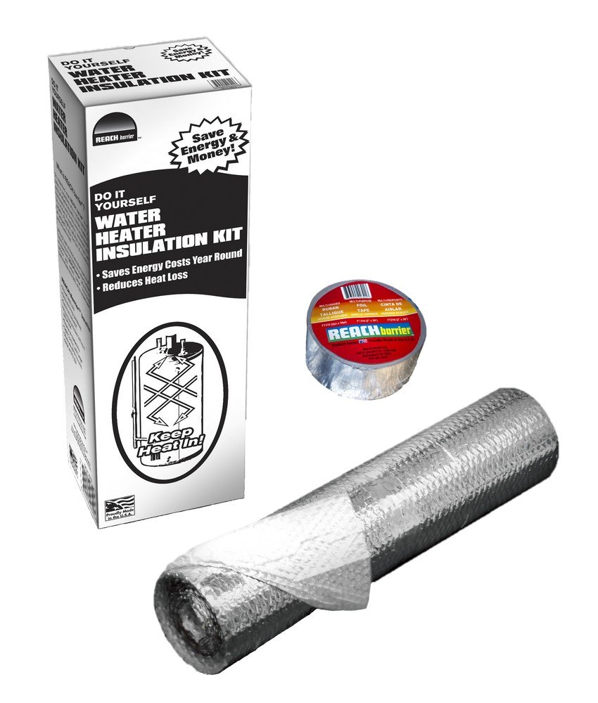 Reach Barrier 3016 Water Heater Insulation Kit