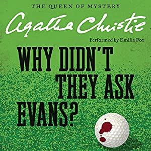 Why Didn't They Ask Evans? Audiobook