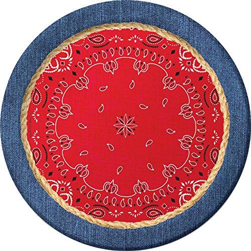 (Creative Converting 427492 Dinner Plate 8.75