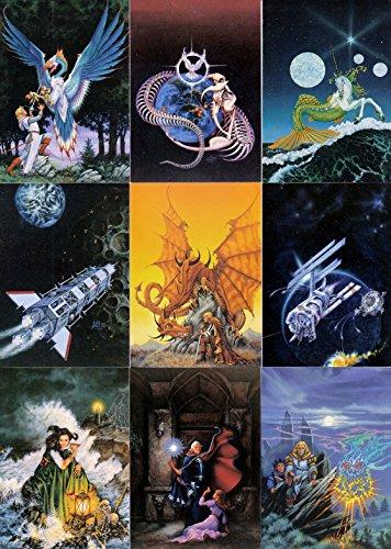Fantasy Art Card - 2