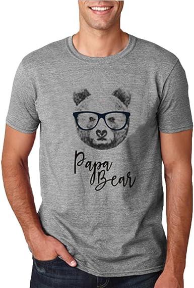 Camiseta de Mangas Familiares Camiseta de Oso de Dibujos Animados Pack Familiar Camiseta de bebé mamá de papá Arriba: Amazon.es: Ropa y accesorios