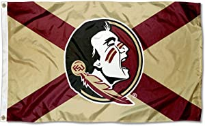 College Flags & Banners Co. Florida State Seminoles State of Florida Flag