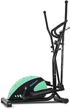 Cecotec Bicicleta elíptica Eliptic Fit Sistema frenado magnético ...
