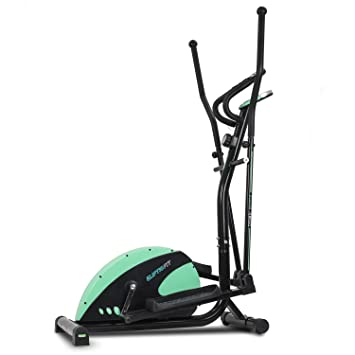 Cecotec Bicicleta elíptica Eliptic Fit Sistema frenado magnético. Volante inercia 6 Kg. 8 Niveles