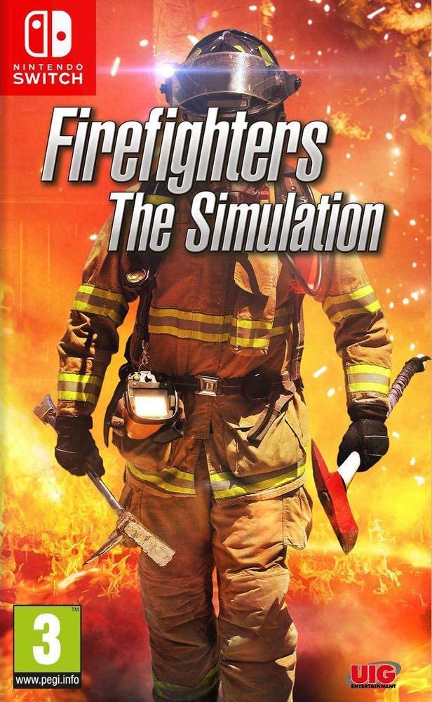 Firefighters: The Simulation: Amazon.es: Videojuegos