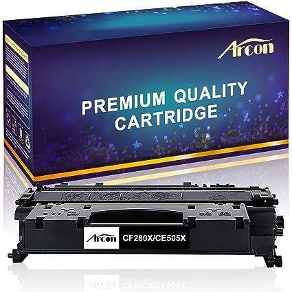 H-PRO - Cartucho de tóner compatible con HP 80X CF280X HP ...