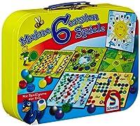 Schmidt Spiele 40406 Meine 6 ersten Spiele
