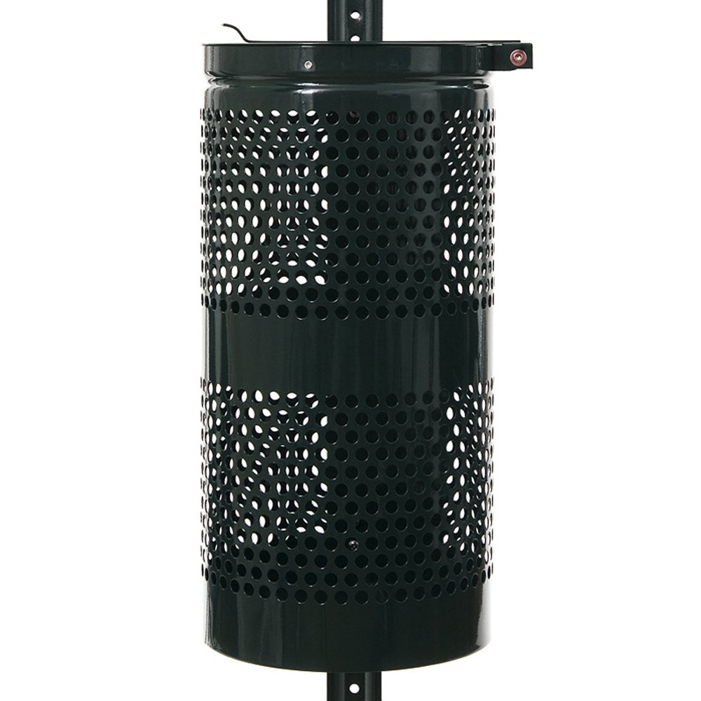 10 Gallon Waste Receptacle with Lid