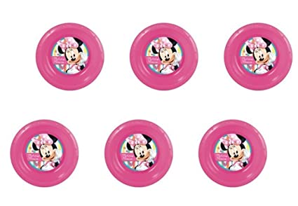 ALMACENESADAN Disney Minnie Mouse, 0314, Pack de 6 Cuencos ...