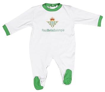 Real Betis Balompié Pelbet Pelele, Bebé-Niños: Amazon.es: Deportes y aire libre