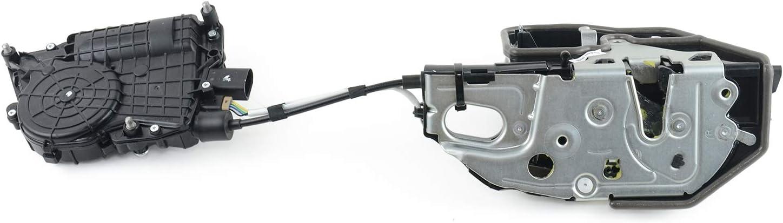 Rear Left Soft Close Door Lock Actuator for BMW F02 F04 730i 740i 51227185687
