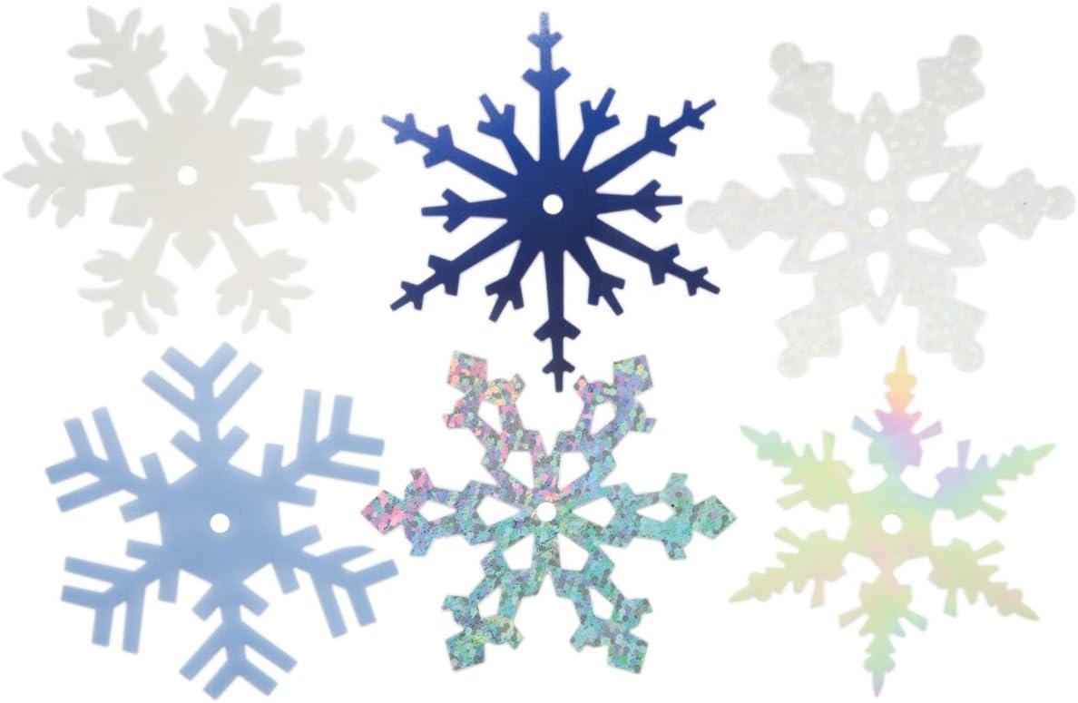 Jolee/'s Boutique FOIL Jewels Diamond 3 Pack 13 pcs Per Pack Multicolor,